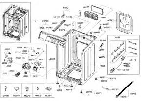 Alfa img showing gt samsung washing machine parts diagram
