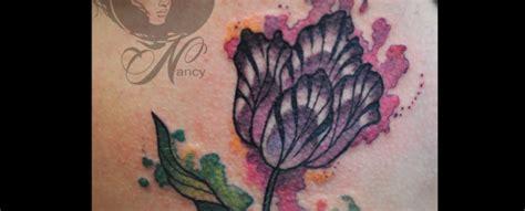 watercolor tattoo amsterdam tattoos nancy