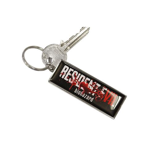 Keychain Tekken 7 Diskon resident evil vii keychain numskull
