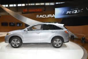 2014 acura rdx changes autos post