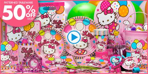 birthday themes at party city city party supplies image search results