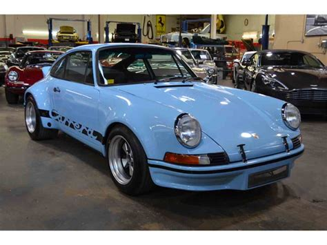 1973 rsr porsche 1973 porsche 911 for sale classiccars com cc 965221