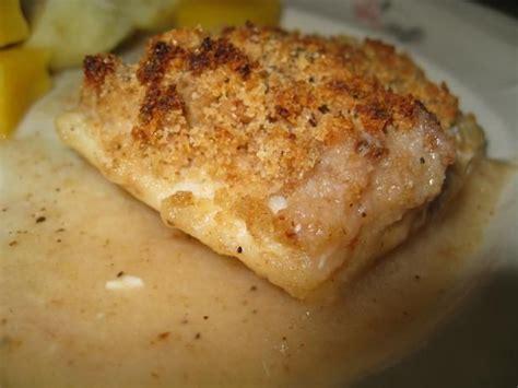 baked haddock or scallops cod recipe