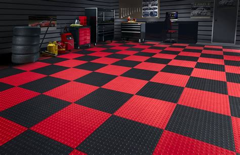 cool floor designs cool garage ideas make your garage