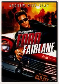 the adventures of ford fairlane my collection ii