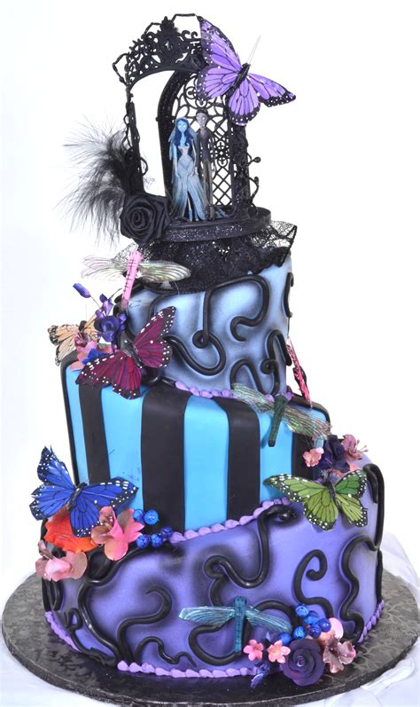 Hochzeitstorte 50er by Pastry Palace Las Vegas Wedding Cake 86 Spooktacular