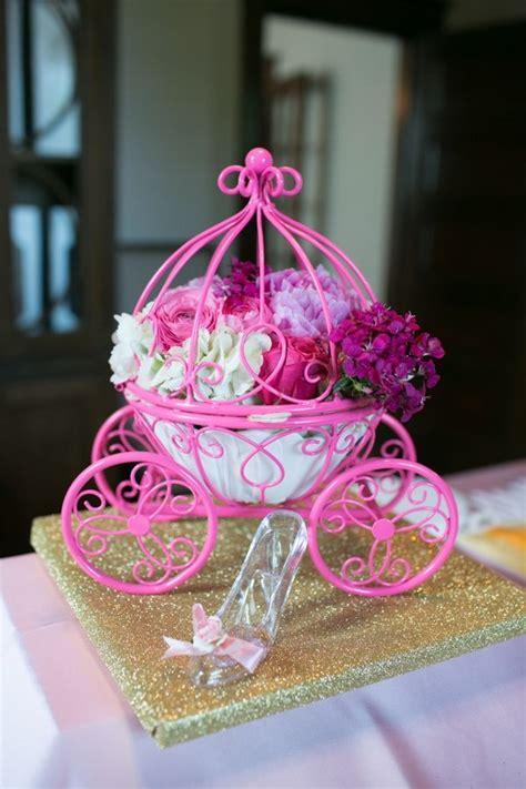 Princess Carriage Centerpiece Top 10 Cinderella Princess Princess Themed Centerpiece Ideas