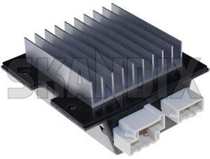 interior fan resistor skandix shop volvo parts resistor interior blower 9134771 1036119