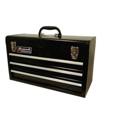 stalwart 24 5 in deluxe mobile workshop and tool box 75