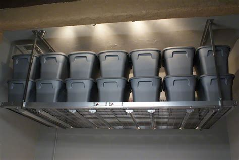 Garage Organization Overhead Dakota Garage Overhead Storage Ideas Gallery