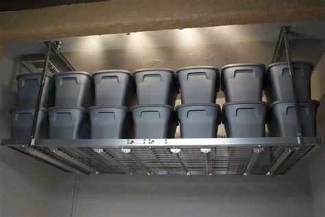 Overhead Storage Garage by Dakota Garage Overhead Storage Ideas Gallery