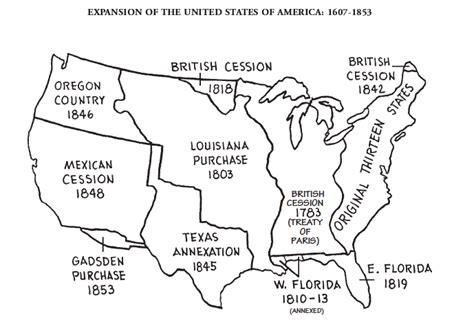 us westward expansion blank map westward expansion 8th grade social studies