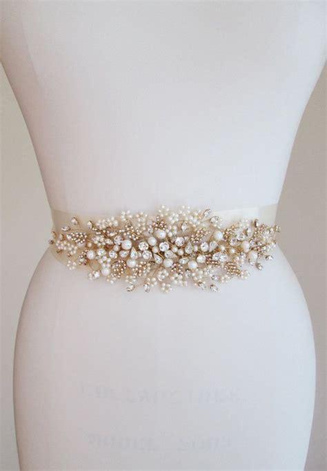 1000 ideas about wedding dress belts on