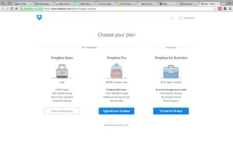 dropbox upgrade 7 psychological triggers for mind blowing conversions
