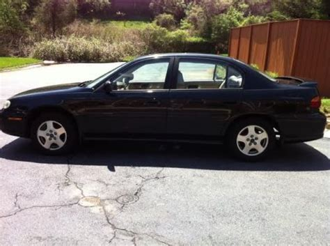 salt ls wholesale usa purchase used black chevy malibu ls in vienna virginia