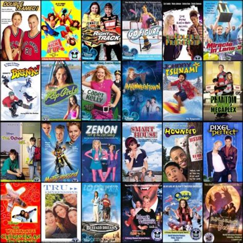 the best disney channel original movies from the 90s hypable disney channel original movie marathon list schedule of