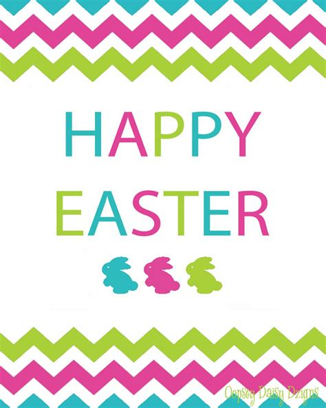 Happy Easter Cards Printable
