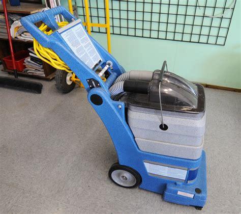 Rug Steamer Rental by General Rental Floor Tools