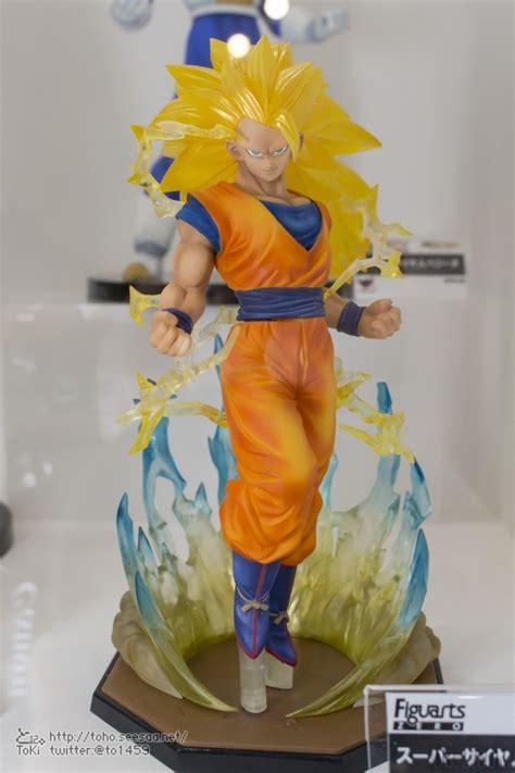 Goku Saiyan 3 Fzo Figuarts Zero figuarts zero figures toys gashapons