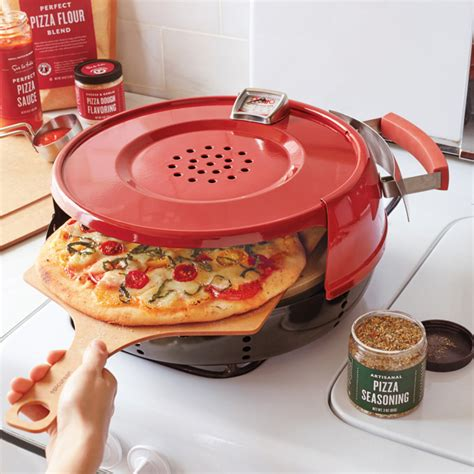 Pizzeria Pronto Stovetop Pizza Oven | pizzacraft pizzeria pronto stovetop pizza oven the