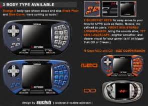N Gage Qd Black Series bst zone nokia n gage neo harga