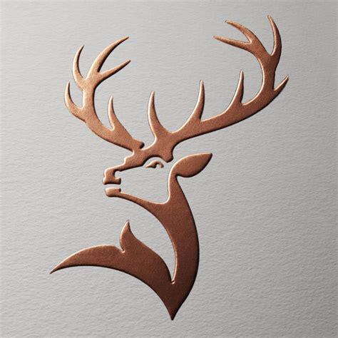 Deer Head by Un Cerf 224 12 Bois D 233 Couvrez Le Nouveu Logo Glenfiddich