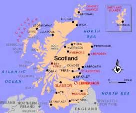 Scotland World Map by Christopher S Expat Adventure Scotland
