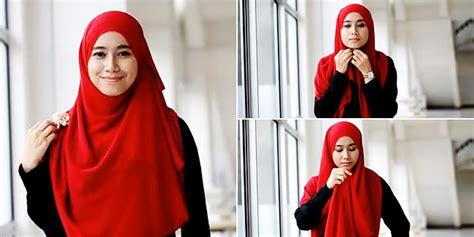 tutorial hijab simple tapi syar i tutorial hijab pashmina syar i simple tapi bergaya