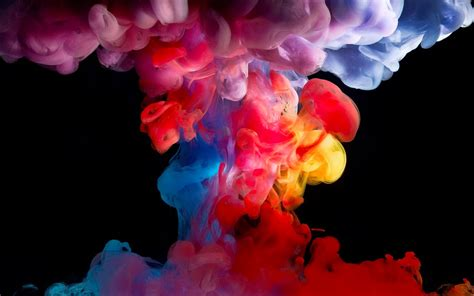 color picture wallpapers colorful smoke wallpapers