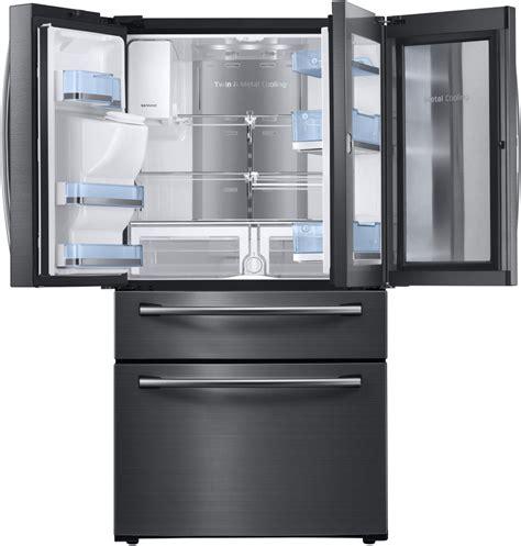 review samsung rf28jbedbsg bottom freezer refrigerator