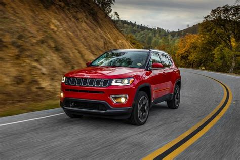 red jeep compass 2018 jeep compass suv pricing for sale edmunds