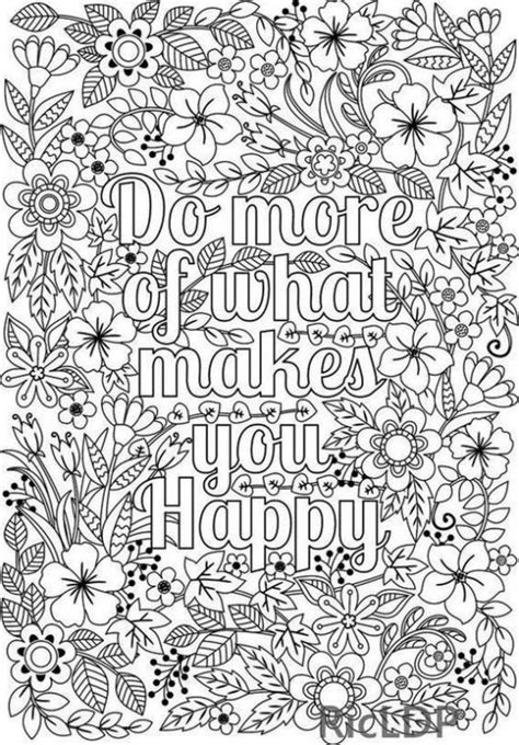 book quotes colouring book books quotes of motivation coloring sheet
