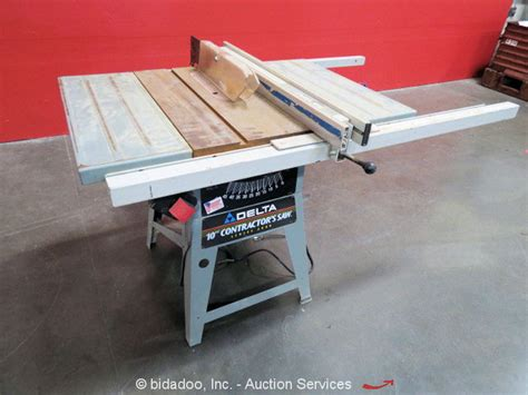 Delta 36 441 Table Saw Brokeasshome Com