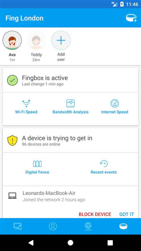 network tools apk fing network tools 6 4 1 apk android tools apps