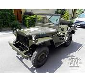 Offerta Speciale – Veicolo Rinnovato Jeep Willys MA 1941