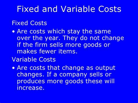 fixed and variable resistors ppt fixed and variable resistors ppt 28 images presentation on cost and revenue physics