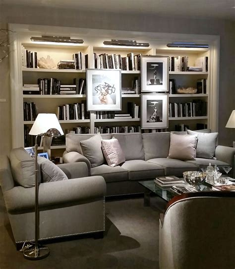 Ralph Lauren S Flagship Store In New York My Stylery Ralph Living Room Furniture