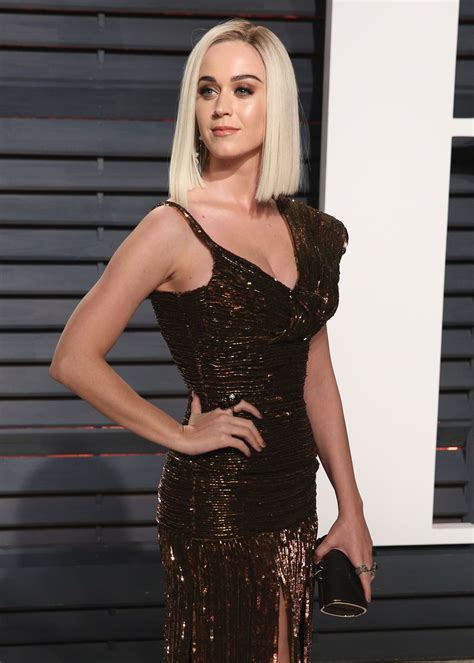 Katy Perry Vanity Fair by Katy Perry At Vanity Fair Oscar 2017 In Los Angeles