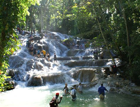 of river falls the gallery for gt dunns river falls top