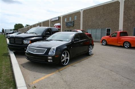 Handmade By Sts Personalized - fueld designs 2005 cadillac sts specs photos