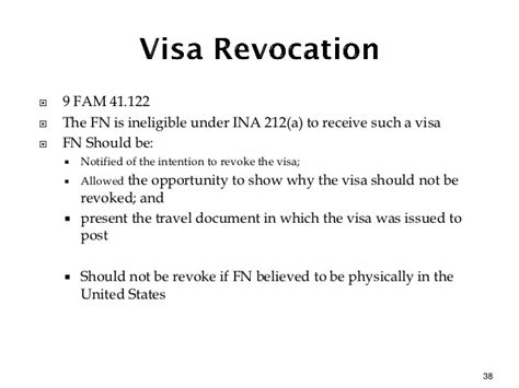 section 221g non immigrant visa update a consular update