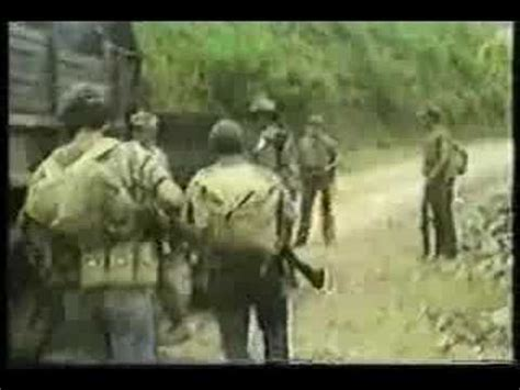 el salvador muertes por la guerrilla 1980 fmln el salvador guerrilla en morazan youtube