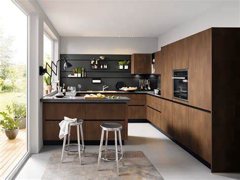 kitchen wood furniture 2018 trend of the week how to get the contemporary kitchen style 2018