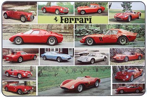 vintage ferrari art vintage ferrari poster ferrari auto art gallery