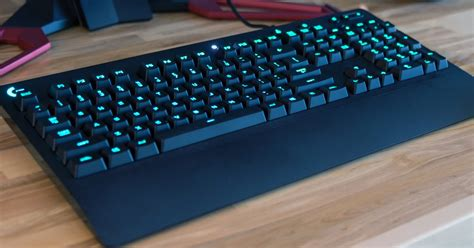 Keyboard Logitech G213 Prodigy logitech g213 prodigy review digital trends