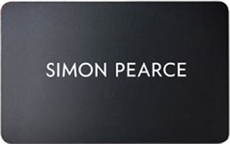 Where To Buy Simon Gift Cards - buy simon pearce gift cards at a 10 discount giftcardplace