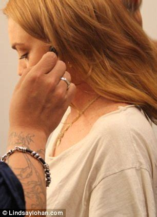 Attempts In Re Hab by Lindsay Lohan Launches New As She Continues To