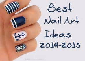 Latest and best nail art ideas designs 2014 2015 collections9