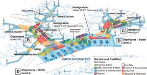 Sydney Airport Floor Plan by Sydney Airport Maps