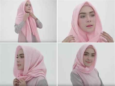 tutorial vsco ala selebgram tutorial hijab paris ala selebgram cantik asal bogor hamidah